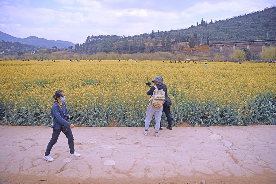 2021年2月25号摄影班学员户外拍摄花絮 专业知识 摄影培训 外拍活动  第8张