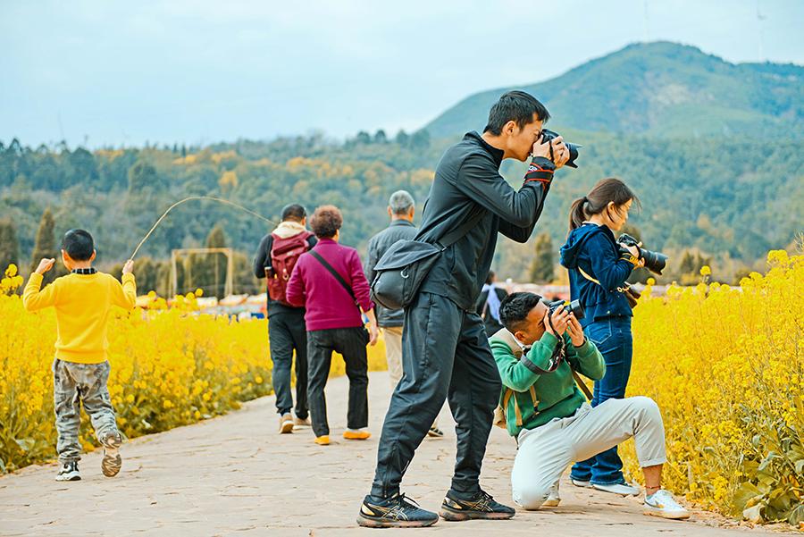 2021年2月25号摄影班学员户外拍摄花絮 专业知识 摄影培训 外拍活动  第9张