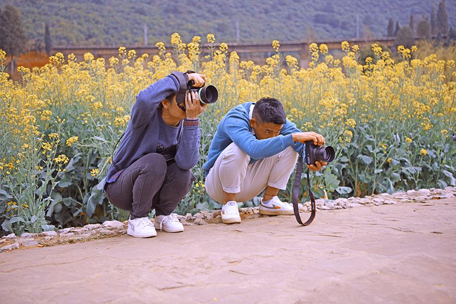 2021年2月25号摄影班学员户外拍摄花絮 专业知识 摄影培训 外拍活动  第11张