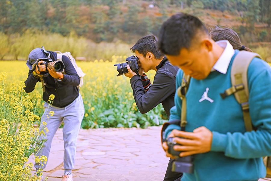 2021年2月25号摄影班学员户外拍摄花絮 专业知识 摄影培训 外拍活动  第15张