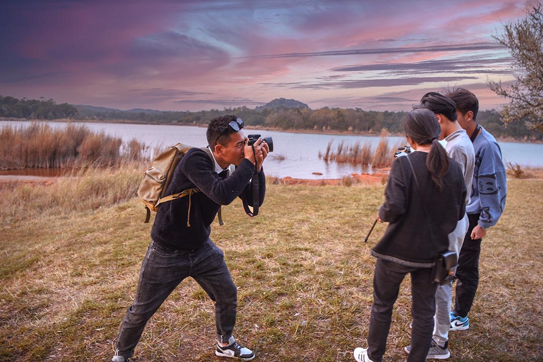 2021年3月5号摄影班学员户外拍摄花絮 专业知识 摄影培训 外拍活动  第9张
