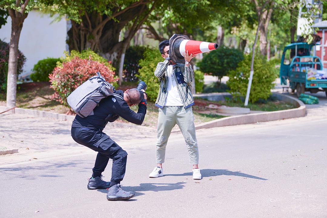 2021年3月12号摄影班学员户外拍摄花絮 专业知识 摄影培训 外拍活动  第11张