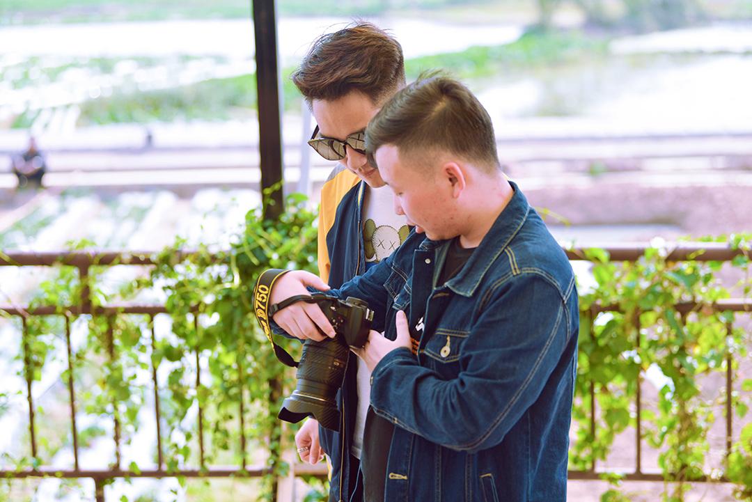 2021年3月12号摄影班学员户外拍摄花絮 专业知识 摄影培训 外拍活动  第12张