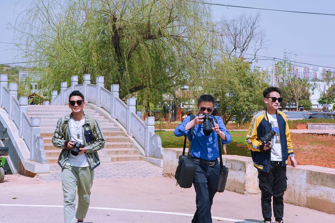 2021年3月12号摄影班学员户外拍摄花絮 专业知识 摄影培训 外拍活动  第18张