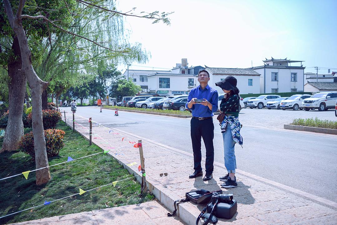 2021年3月12号摄影班学员户外拍摄花絮 专业知识 摄影培训 外拍活动  第19张