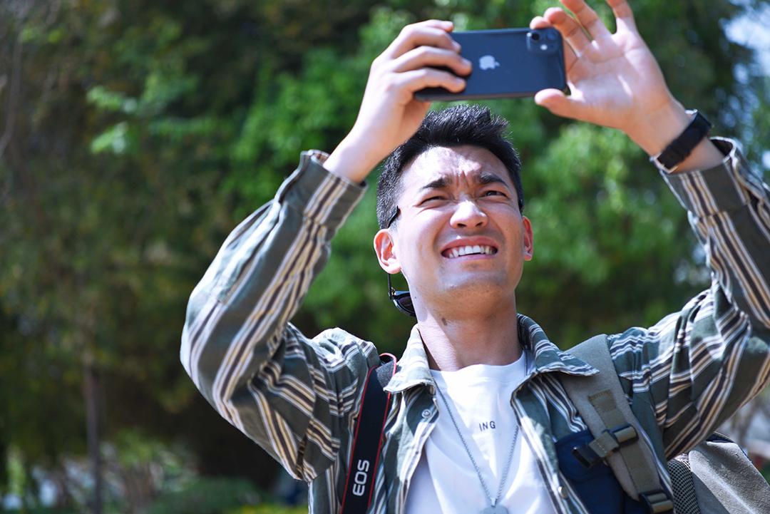 2021年3月12号摄影班学员户外拍摄花絮 专业知识 摄影培训 外拍活动  第20张