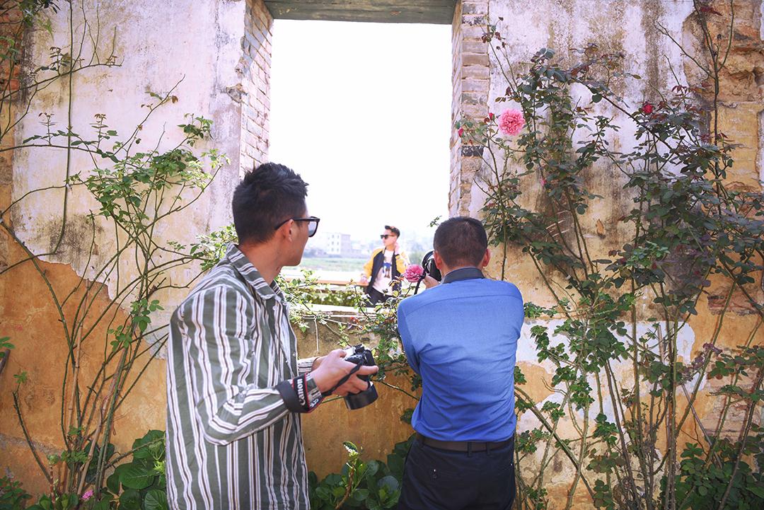 2021年3月12号摄影班学员户外拍摄花絮 专业知识 摄影培训 外拍活动  第23张