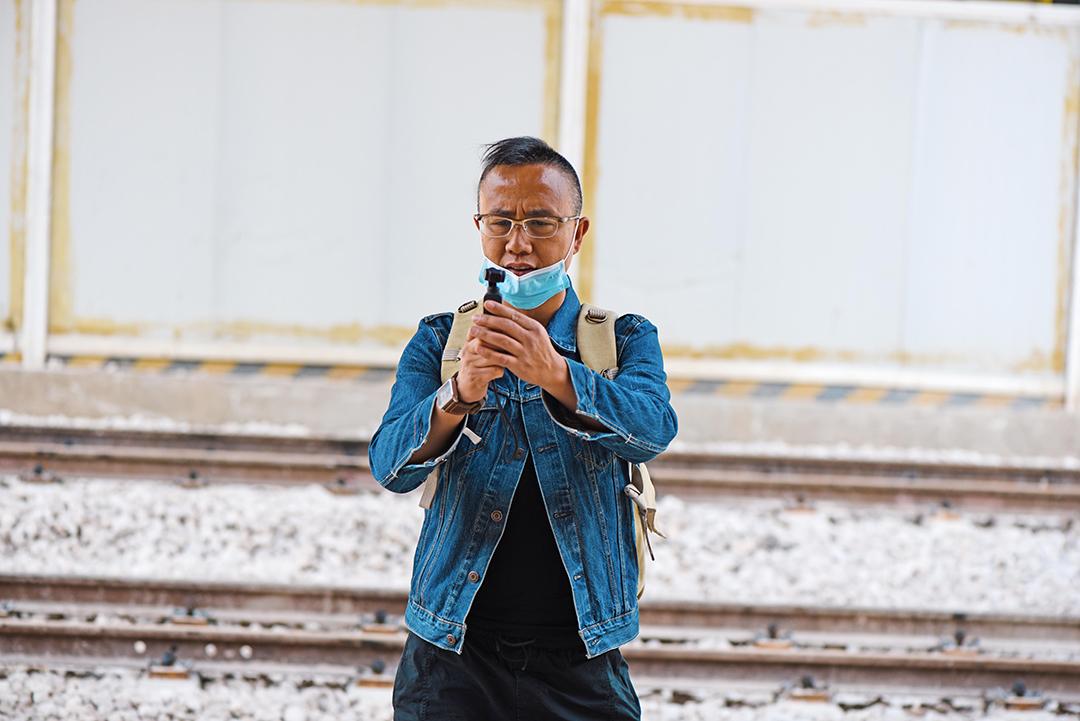 2021年3月30号摄影班学员户外拍摄花絮 专业知识 摄影培训 外拍活动  第8张