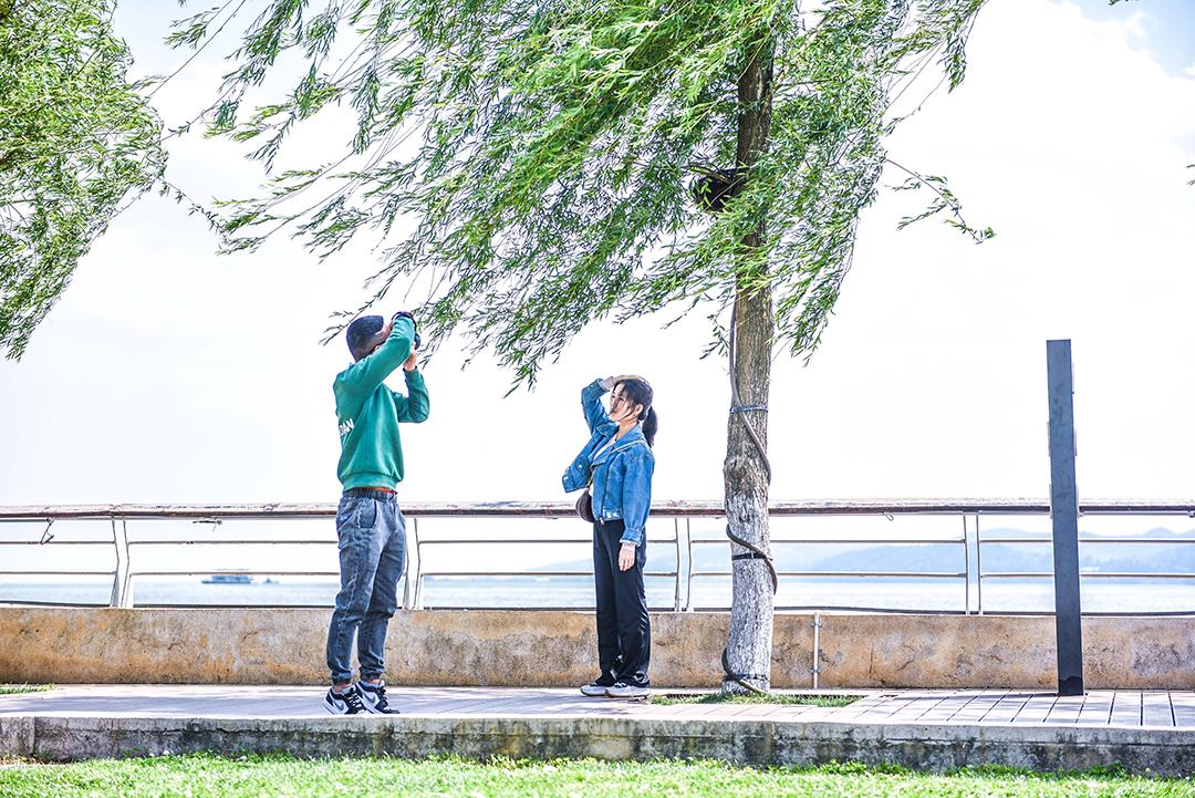 2021年4月19号摄影班学员室外拍摄花絮 专业知识 摄影培训 外拍活动  第9张