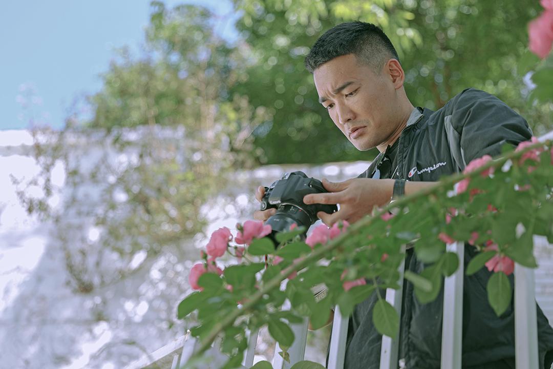 2021年4月20号摄影班学员室外拍摄花絮 专业知识 摄影培训 外拍活动  第3张