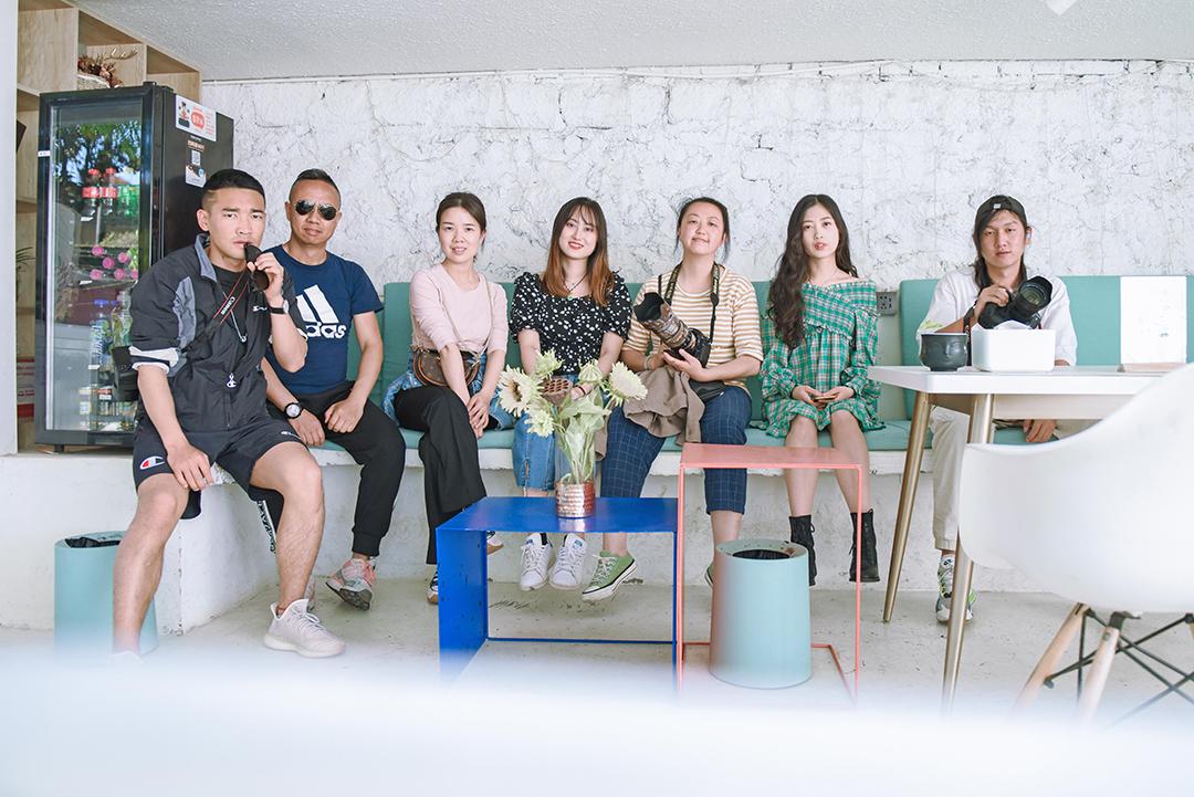 2021年4月20号摄影班学员室外拍摄花絮 专业知识 摄影培训 外拍活动  第13张