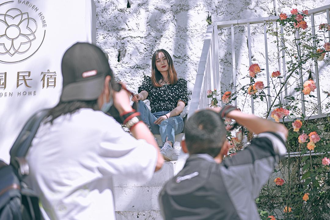 2021年4月20号摄影班学员室外拍摄花絮 专业知识 摄影培训 外拍活动  第11张