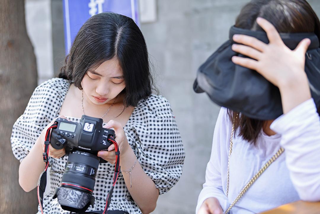 2021年5月18号摄影班学员户外拍摄花絮 专业知识 摄影培训 外拍活动  第10张