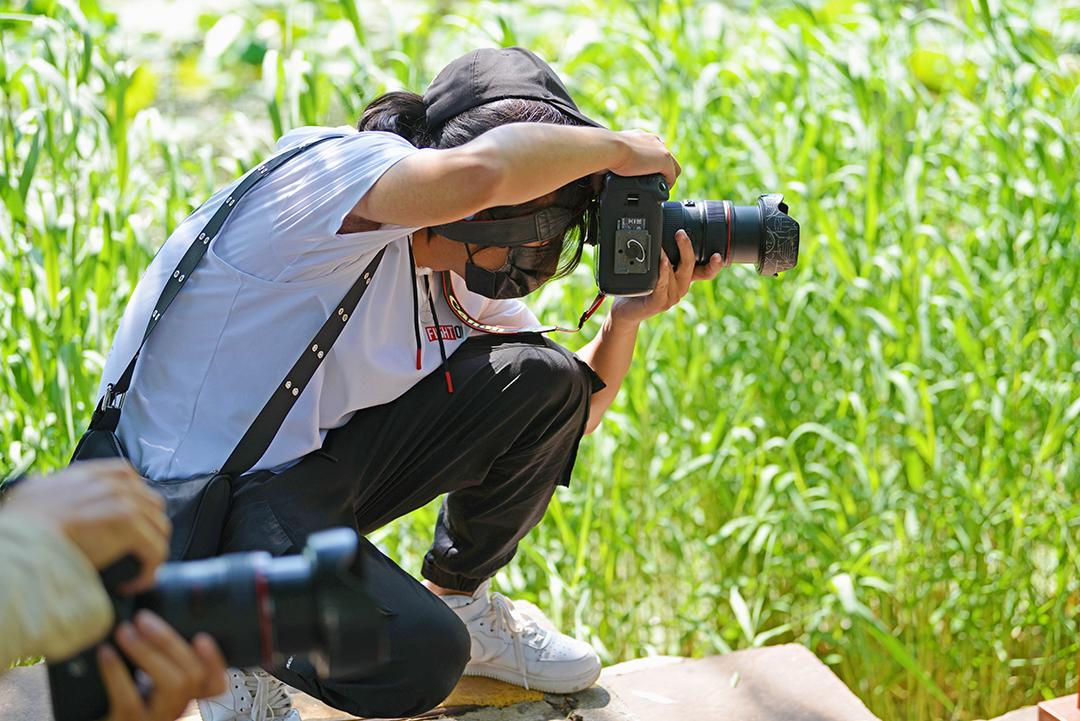 2021年5月18号摄影班学员户外拍摄花絮 专业知识 摄影培训 外拍活动  第9张