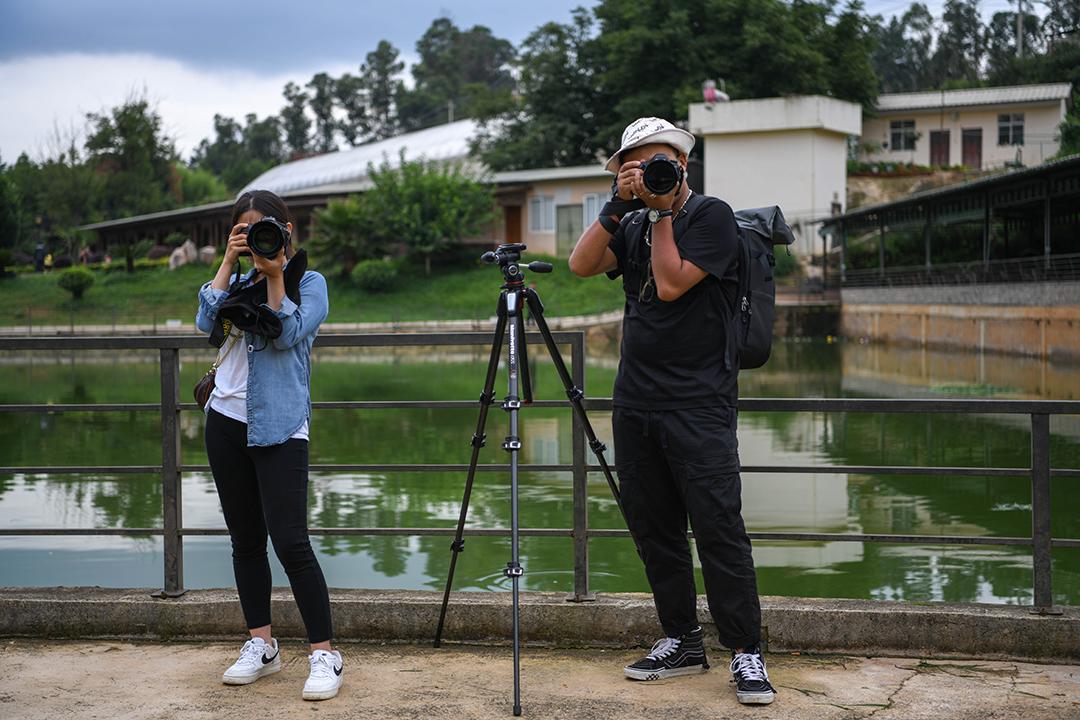 2021年8月15号昆明天影摄影培训学校户外拍摄花絮 专业知识 摄影培训 外拍活动  第9张
