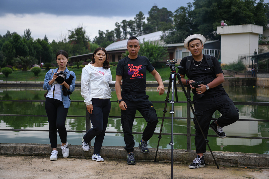 2021年8月15号昆明天影摄影培训学校户外拍摄花絮 专业知识 摄影培训 外拍活动  第11张